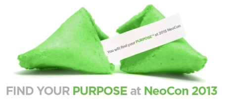 Find Your Purpose at NeoCon