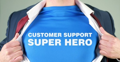 customer-support-superhero
