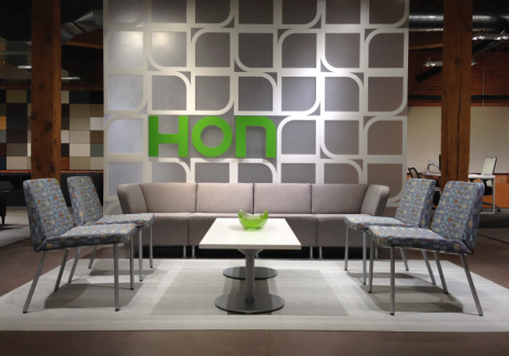 HON Headquarters Muscatine Showroom