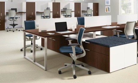 Creating additional seating in the workplace