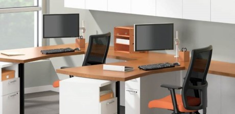 Organize and simplify your workspace this winter